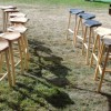 Family of stools.