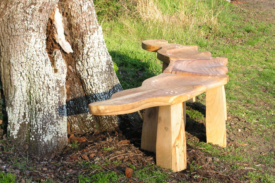 Rustic Benches Neil Taylor Furniture