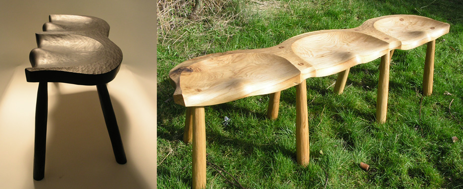 Neil Taylor Bodged Benches Furniture Design Ideas