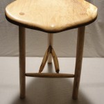 Welsh stick stool.